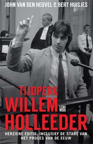 Boek Tijdperk Willem Holleeder